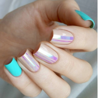 ✭Angel Paper Iridescent Striping ..