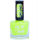 Shazam Yellow Neon Stamping Polish
