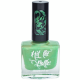I dream of Greenie Stamping Polish