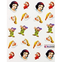 *Disney Water Decal* - SNOW WHITE