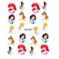 *Disney Water Decal* - PRINCESS