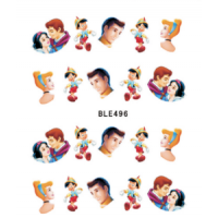 *Disney Water Decal* - MIX