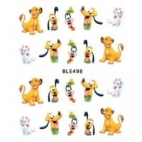 *Disney Water Decal* - ANIMALS