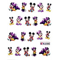 *Disney Water Decal* - BABY MINNI..