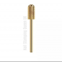 Gold Barrel Smooth Top Drill Bit M