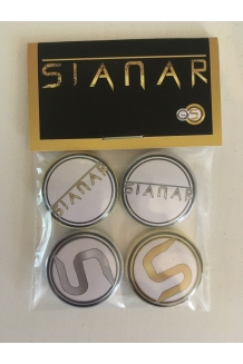 Sianar Badges - Pack of 4
