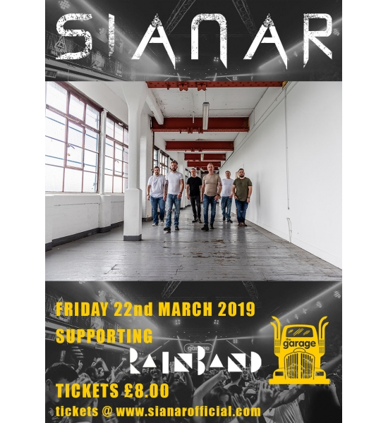 Tickets - The Garage Glasgow Supporting The Rainband