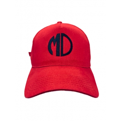Embroidered MD Strap-back