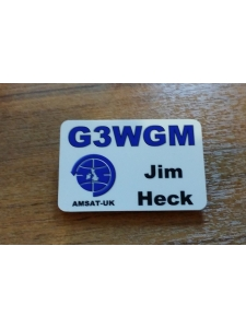 AMSAT-UK Badge