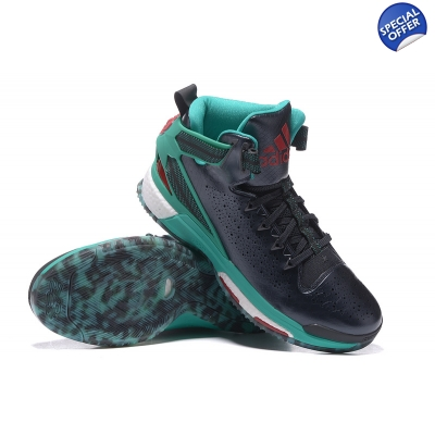 1facdd9d27512d Adidas D Rose 6 Boost turquoise Black