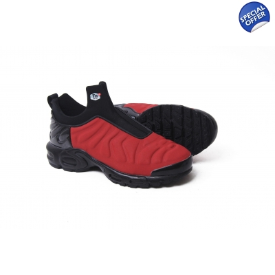 finest selection 8a34f 2883c Nike Air Max Plus Slip SP Red-Black