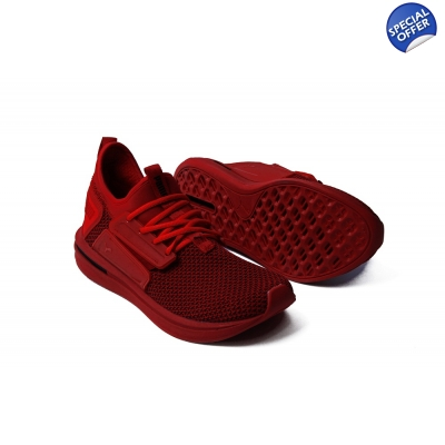 low priced f5a05 71589 Puma IGNITE Limitless SR Quite Shade - Dark Red