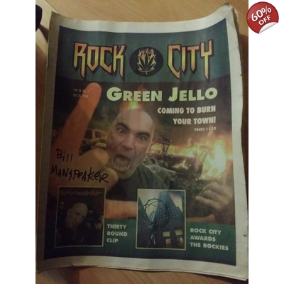 Rock City Magazine..
