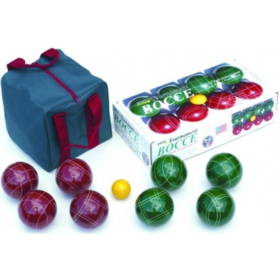 EPCO Professional Tournament 107mm 920gr Bocce Set title=