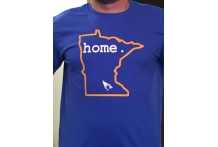 home. with Jays Head T-Shirt