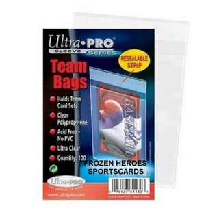 ULTRA PRO TEAM SET BAGS 100 PER PKG