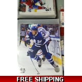 8X10 AUSTON MATTHEWS TORONTO MAPLE LEA..