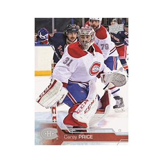 2016-17 UPPER DECK SERIES 1 HOCKEY BLA..