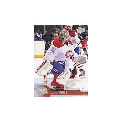 2016-17 UPPER DECK SERIES 1 HOCKEY BLASTER BOX