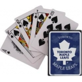 NHL PLAYING CARDS TORONTO MAPLE LEAFS