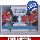 2013-14 Artifacts Tundra Tandems Jerse..