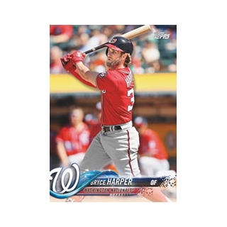 2018 TOPPS BASEBALL SERIES 2 RETAIL DI..