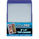 ULTRA PRO TOPLOADS 3x4 COLORED BORDER ..