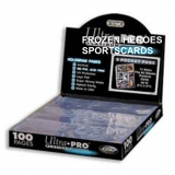 ULTRA PRO PAGES 9 POCKET PLATINUM BOX ..