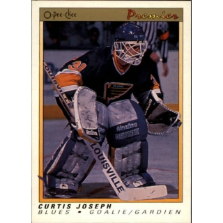 1990-91 Curtis Joseph Rookie Cards St...