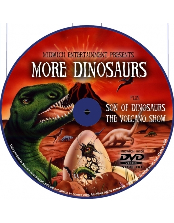 "The ""More Dinosaurs"" DVD"