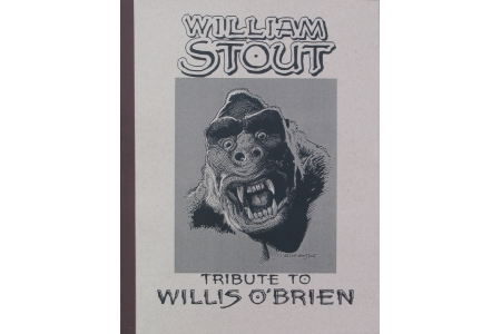 Willis OBrien Sketchbook By William Stout