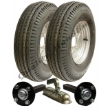 High speed trailer kit 5.00-10 road le..