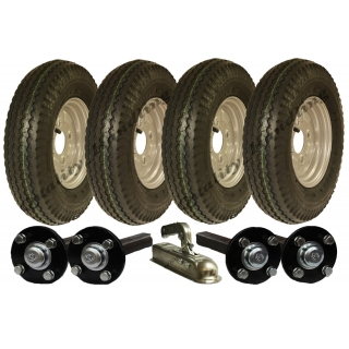twin axle trailer kit 4..