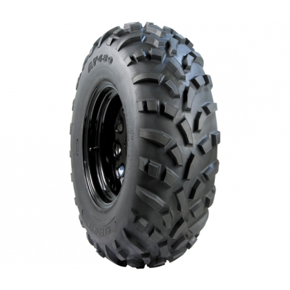 1 - Carlisle AT489 25x8.00-12 6ply 22psi atv tyre