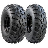 Set of 2 atv tyres - 25x8.00-12 and 25..