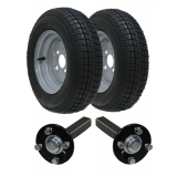 145 - 10 High speed trailer kit with h..