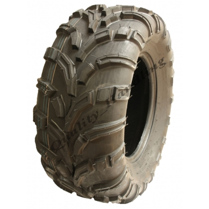 25x10.00-12 Atv tyre 6ply ATV tyre 7psi P377 road legal