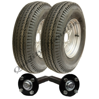 Trailer kit 5.00 - 10 road legal wheel..