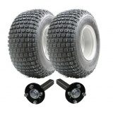 ATV trailer kit -wheels+hub/stub,No Hi..