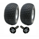 ATV trailer kit -wheels+hub/stub,310kg