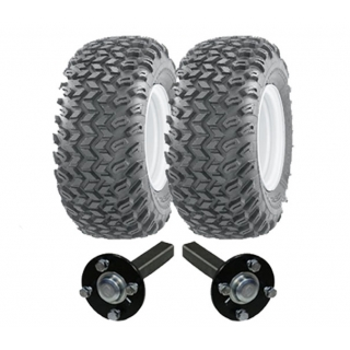 ATV trailer kit - wheel..