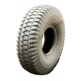 Grey Mobility Scooter tyre 260x85 bloc..
