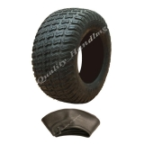 13x6.50-6 grass tyre with tube