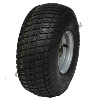 15x6.00-6 grass tyre on..