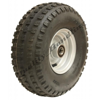 16x6.00-8 Stiga lawnmower tyre on ball..