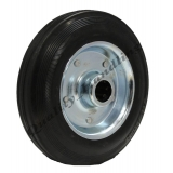 200mm solid rubber,steel centre 200kg ..