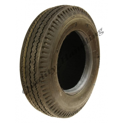 1 - 5.00-10 trailer tyre 8 ply road legal