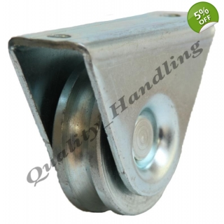 50mm pulley wheel in br..