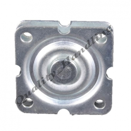 1 - Double swivel plates - Turntable - 56x56mm