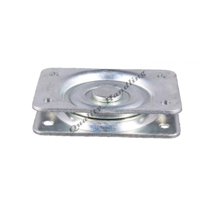 1 - Double swivel plates - Turntable - 95x70mm